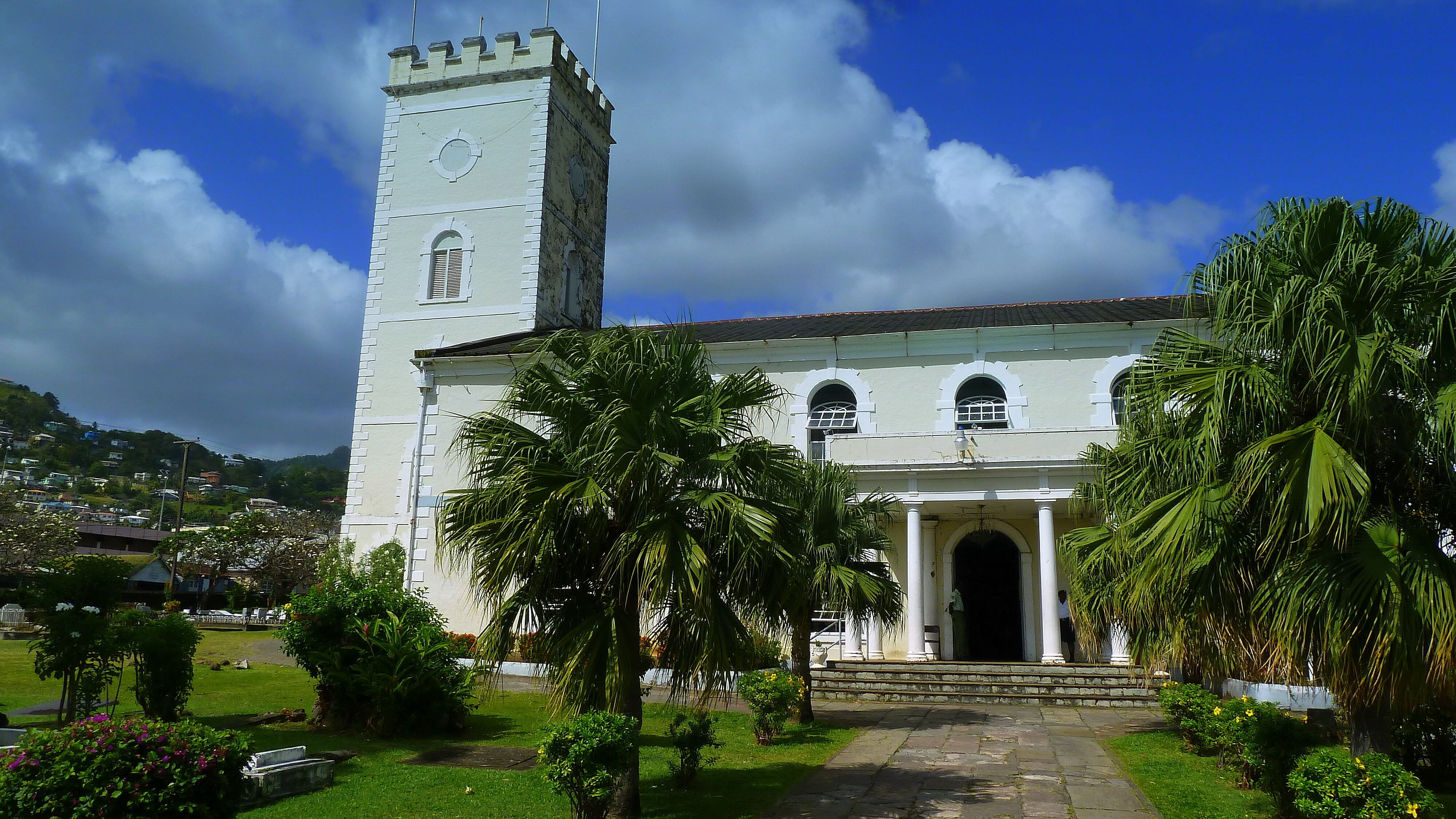 St. George's Cathedral -St. Vincent