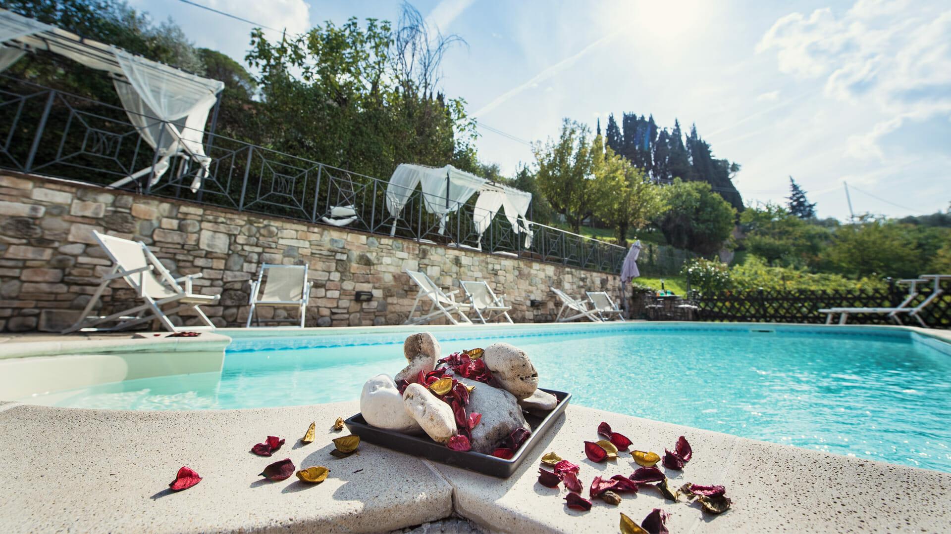 best villa rental walking distance Perugia center