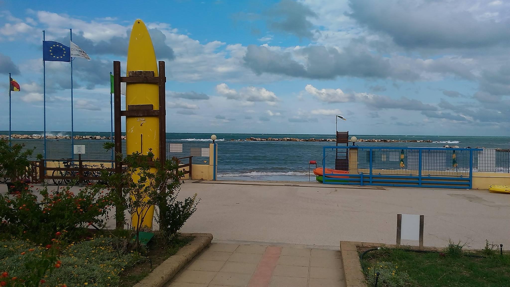 ingresso mare